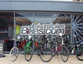 Leisure Lakes Bikes Preston Hub