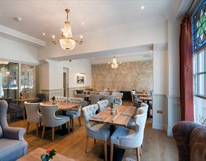 The Brasserie - The Royal Kings Arms Hotel