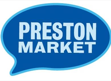 Preston Market logo