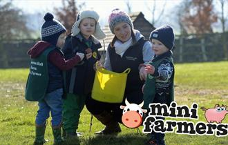 Toddler Sessions - 'Mini Farmers'