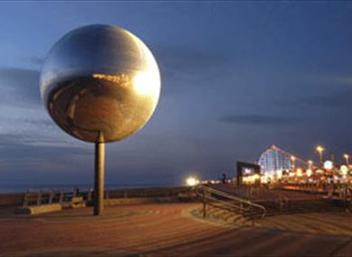 Mirror Ball, Blackpool