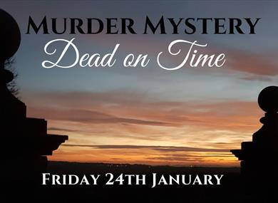Murder Mystery 'Dead on Time'