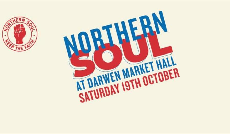 Northern Soul at Darwen Market