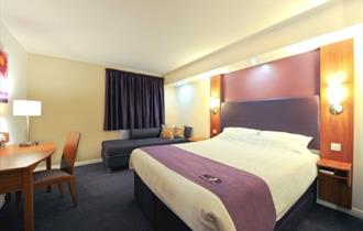 Premier Inn Bedroom