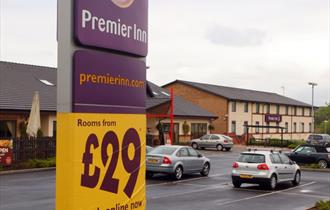 Premier Inn Blackburn South