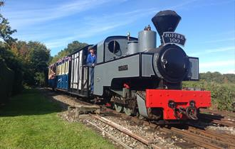 West Lancashire Light Railway Driver Experience