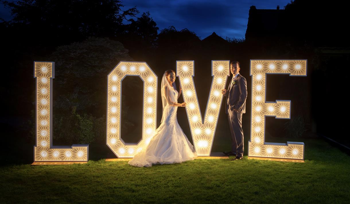 Singleton Lodge Country House Hotel Weddings
