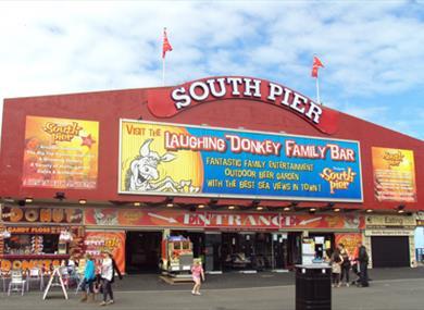 South Pier Blackpool