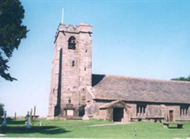 St Mary-le-Ghyll Church