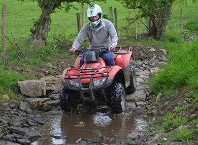 Quadtrex - Quad Bike Trekking!