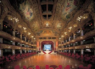 The Blackpool Tower Ballroom