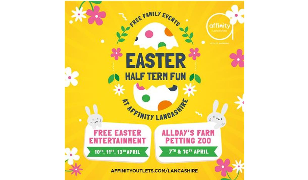 Affinity Lancashire at Easter