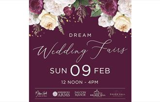Spring Inspired Dream Wedding Fairs