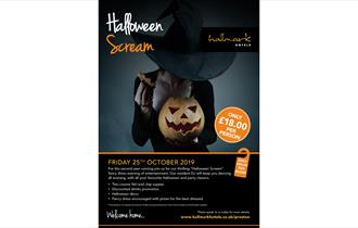 Halloween Scream at Hallmark Hotel