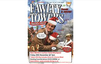 Comedy Dining 'Fawlty Towers'