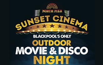 Sunset Cinema - Blackpool's Only Outdoor Cinema