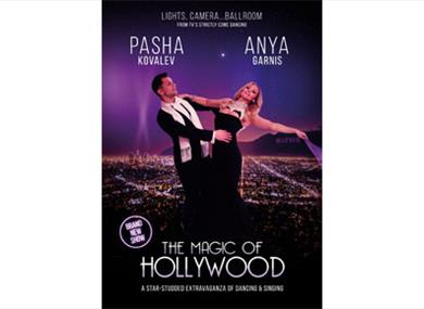 THE MAGIC OF HOLLYWOOD - PASHA KOVALEV AND ANYA GARNIS