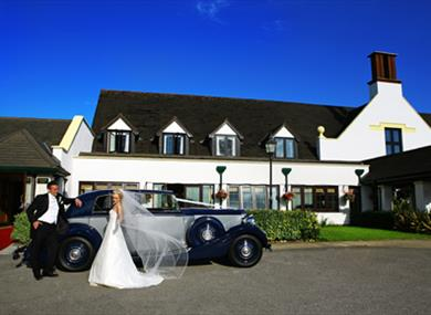 Lancaster House Hotel wedding venue