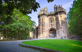 England's Historic Cities - Lancaster Castle app