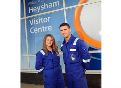 EDF Heysham Power Stations Visitor Centre
