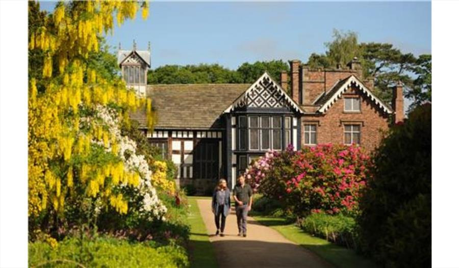 Heritage Open Day at Rufford Old Hall
