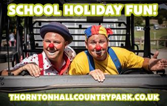 Circus Workshops at Thornton Hall Country Park