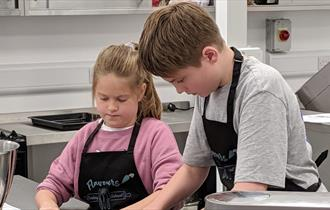Half Term Cooking Club at Flavours Cookery School