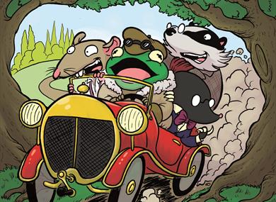 Wind in the Willows in Happy Mount Park 13-23 September 2017