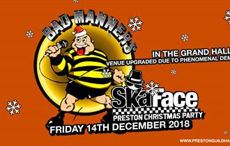 Bad Manners & Ska Face Christmas Party