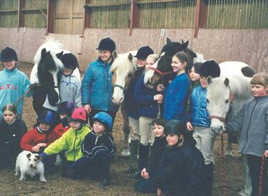 Whitemoor Riding Centre