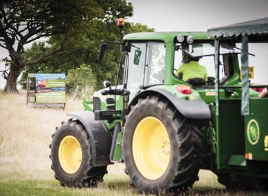 Tractor World at Thornton Hall Farm