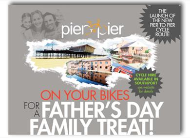 Pier to Pier Cycle Route - Launch Event