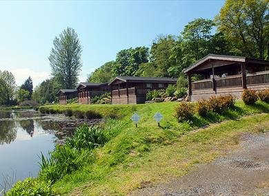 Cleveley Bridge Fisheries, near Scorton