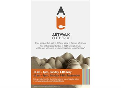 Artwalk Clitheroe