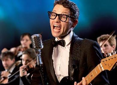 Buddy Holly & The Cricketers with the English Rock & Roll Orchestra