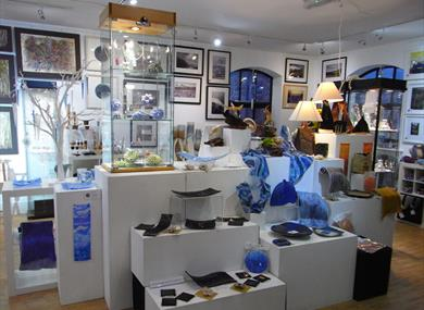Gallery at the Wharf, Burscough