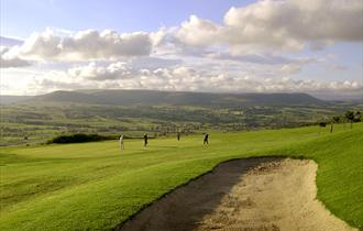 Ribble Valley Golf Breaks - Longridge GC