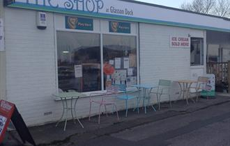 The Shop at Glasson Dock