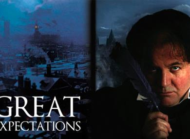 Chapterhouse Theatre Company presents Charles Dickens' Great Expectations