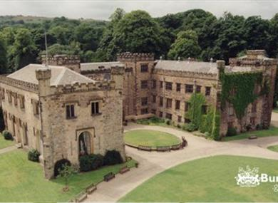 Weddings at Towneley Hall