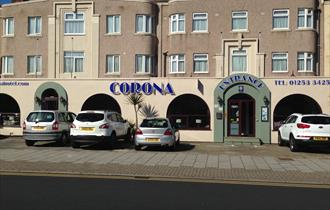 Blackpool Accommodation - Corona
