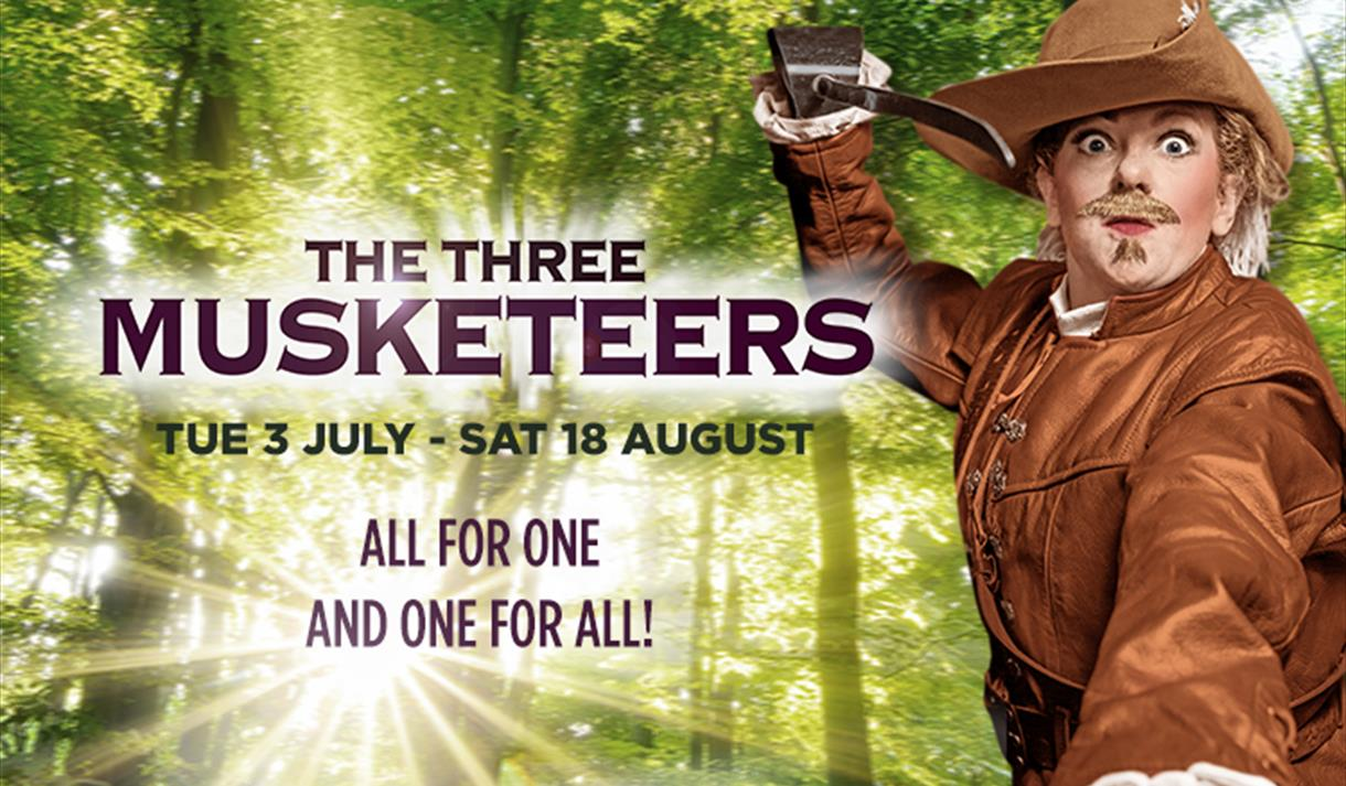 The Three Musketeers, Dukes Walkabout Theatre