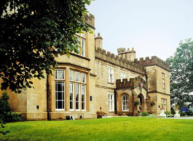 Dunkenhalgh Hotel and Spa