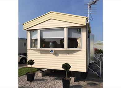 Opal 28 Caravan Holiday Home