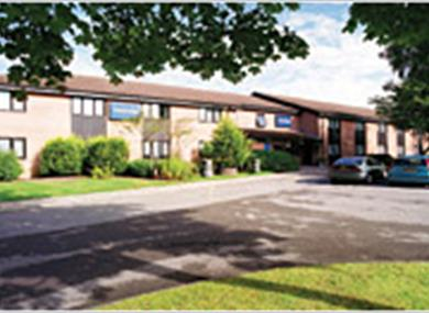 Travelodge M6 Forton