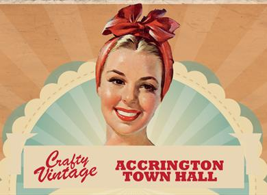 Crafty Vintage: Accrington Food and Drink Festival