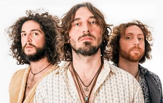 Wille & The Bandits + Support: Troy Redfern